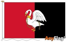 -BUCKINGHAMSHIRE NEW  ANYFLAG RANGE - VARIOUS SIZES